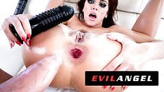 EvilAngel – Adriana Chechik Takes You Inside Her Anal Abyss